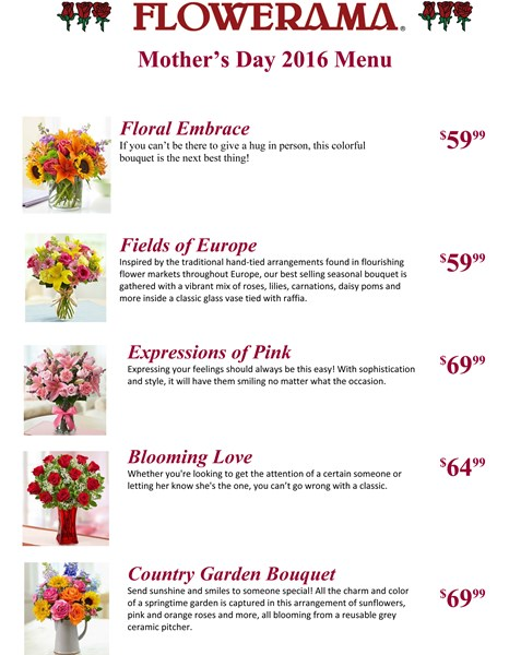 2016-Mother's Day Flower Mix Delivery Part 2 Plano, Allen, Richardson, McKinney TX